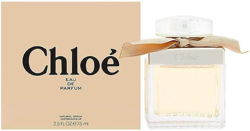 Chloé, Chloé  Eau de Parfum,PROFUMO PER da donna,  75 ml profumo in offerta ASAMG530HPCSAASIM425NP
