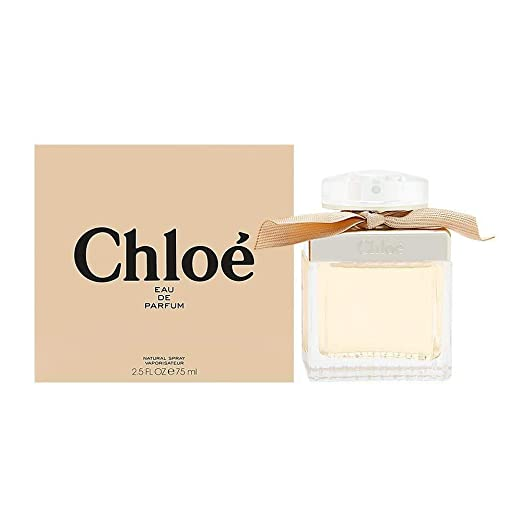 Chloe New For Women Eau De Parfum Spray Black 2 5 Ounces Chloe Perfume Beauty