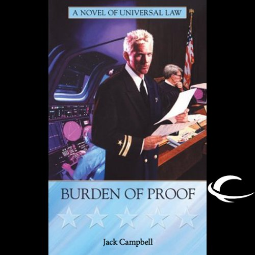Burden of Proof audiobook cover art