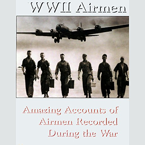 WWII Airmen audiobook cover art