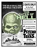 Gates of Hell + Psycho From Texas (Drive-in Double Feature #6) [Blu-ray]