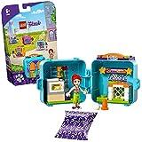 LEGO Friends Il Cubo del Calcio di Mia, Giocattolo da Collezione per Bambini di 6 Anni con 1 Mini Bambolina, 41669