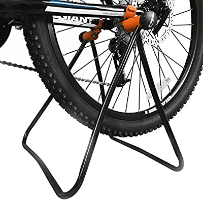 Ibera Easy Utility Bicycle Stand, Adjustable Height, Foldable Mechanic Repair Rack Bike Stand For Bicycle Storage