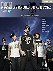 Avenged Sevenfold drum play-along vol.28 + CD