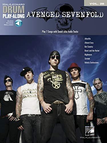 Drum Play-Along Volume 28: Avenged Sevenfold: Play-Along, CD für Schlagzeug