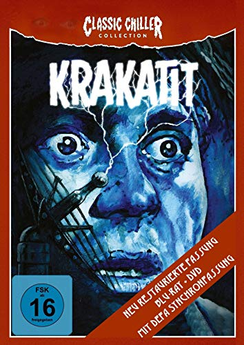 KRAKATIT (BLU-RAY + DVD) - CLASSIC CHILLER COLLECTION # 8 -LIMITED EDITION