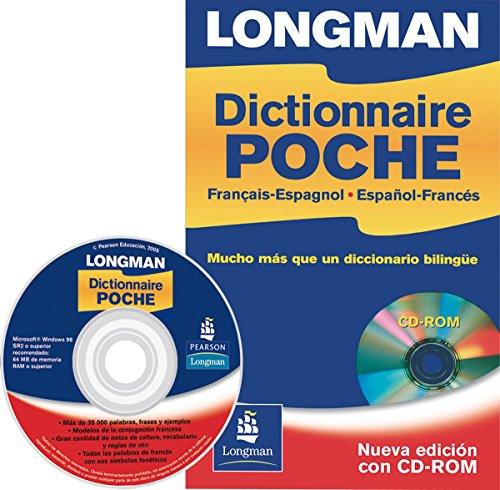 LONGMAN DICTIONNAIRE POCHE + CD ROM: Mucho más que un diccionario bilingüe (FUERA DE COLECCIÓN OUT OF SERIES)