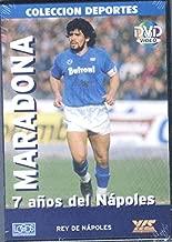 Maradona, 7 Years In The Napoles (King Of Napoles)