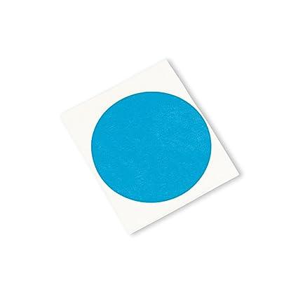3M 2080 Circle-0.750-1000 Delicate Surface Masking Tape 0.750 Circles Pack of 1000