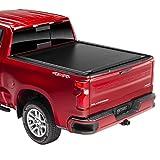 RetraxONE MX Retractable Truck Bed Tonneau Cover | 60481 | Fits 2019 - 2021 Chevy Silverado & GMC Sierra 1500 (Not...