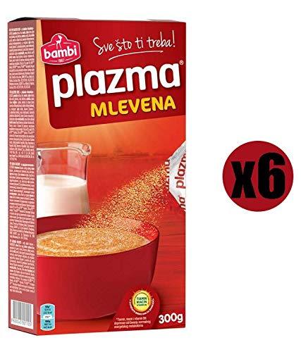 6 x Plazma Gehackt Kekse (6 x 300g)