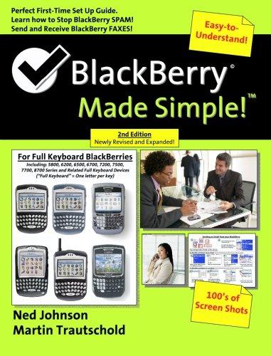 Blackberry Made Simple for Full Keyboard Blackberries