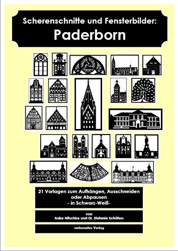 Scherenschnitte und Fensterbilder: Paderborn