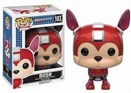 POP! Vinilo - Games: MegaMan: Rush