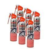 Nigrin 6X 73896 Performance Reifen-Glanz und -Pflege 500 ml