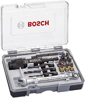 Bosch Professional 20 st. Skruvmejselbitssats (extra hårt tillbehör för enkel borrning och skruvanvändning)