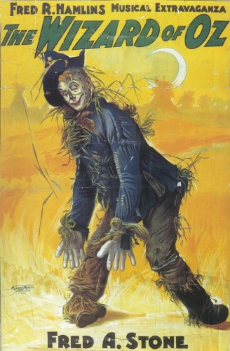Wizard of Oz, The Poster (Broadway) (14 x 22 Inches - 36cm x 56cm) (1903) -
