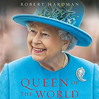 Queen of the World audiobook cover art