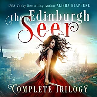 The Edinburgh Seer Complete Trilogy audiobook cover art