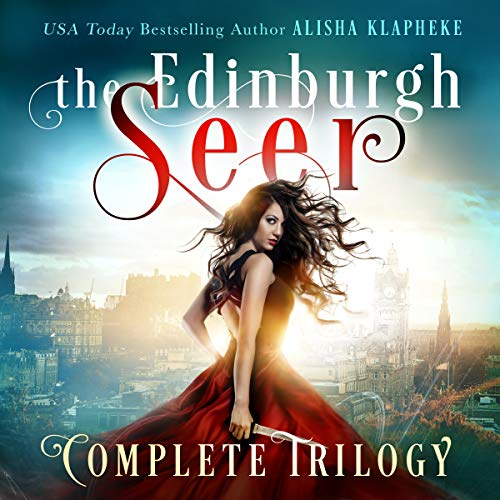 The Edinburgh Seer Complete Trilogy  By  cover art