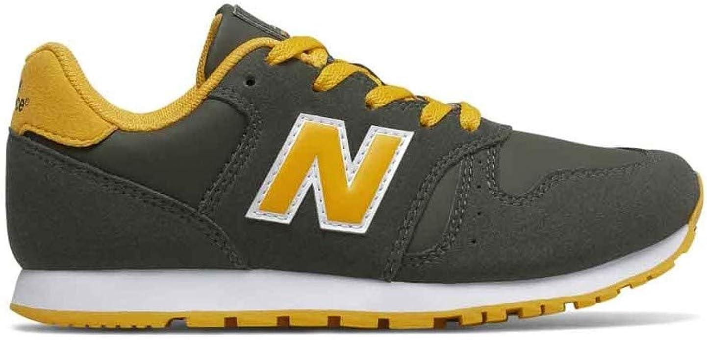 New Balance - Zapatillas 373 verde/amarillo A/I 2019 YC373FD ...