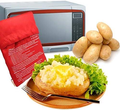 Top 10 Best baked potatoe microwave bag Reviews