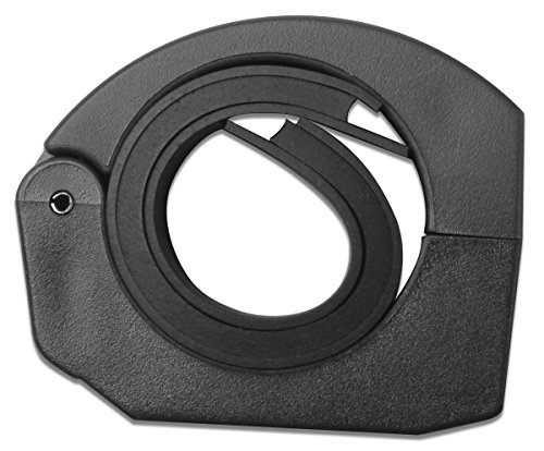 Garmin Large Diameter Schienenadapter ,Schwarz,25-30mm