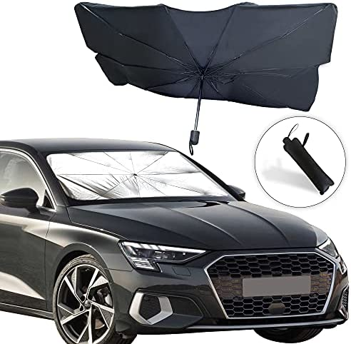 EcoNour Car Windshield Sunshade | Foldable Reflector...