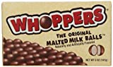 Whoppers Malted Milk Balls, 5-Ounce Box (Pack of 2) by Whoppers