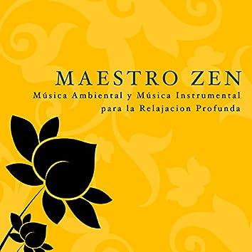 Maestro Zen: Música Ambiental y Música Instrumental para la Relajacion Profunda