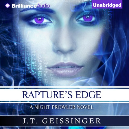 Rapture's Edge audiobook cover art