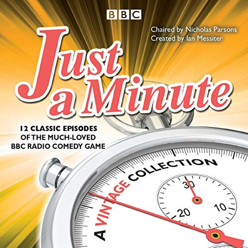 Just a Minute: A Vintage Collection cover art
