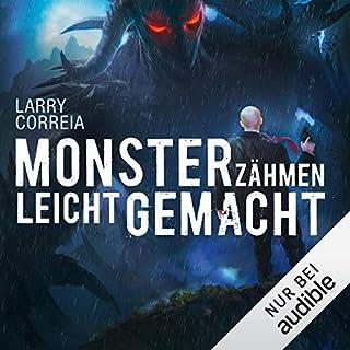 Monsterzähmen leicht gemacht Titelbild