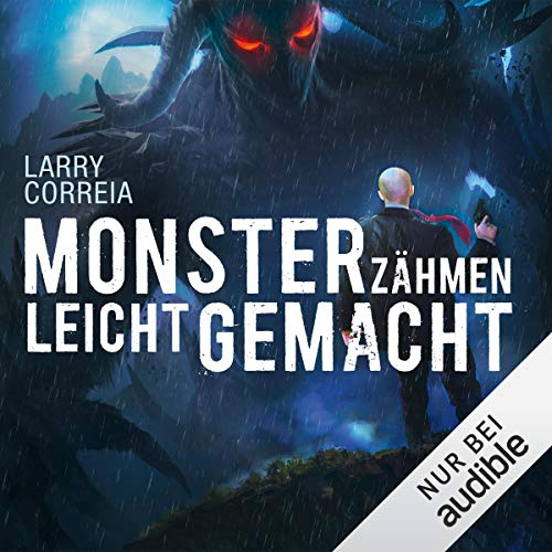 Monsterzähmen leicht gemacht     Monster Hunter 6              De :                                                                                                                                 Larry Correia                               Lu par :                                                                                                                                 Robert Frank                      Durée : 16 h et 24 min     Pas de notations     Global 0,0