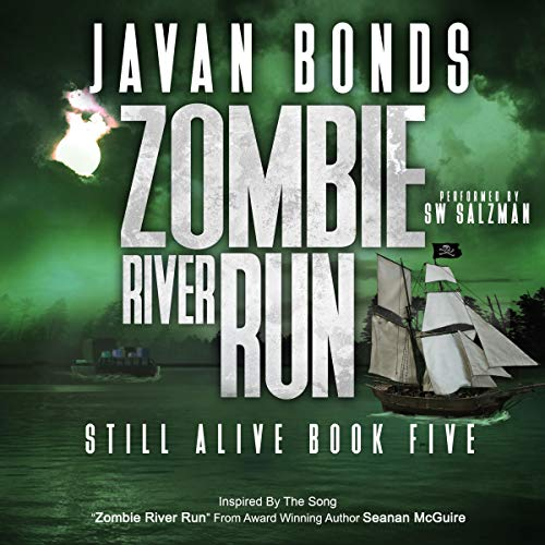 Zombie River Run cover art