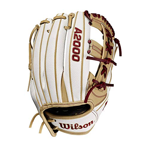 Wilson Sporting Goods A2000 Fastpitch Fastpitch75 w SuperSkin (Infield) - Right Hand Throw,11.75 , WBW1002081175