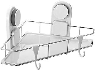 Étagère d'angle Douche Salle de douche étagère en acier inoxydable for douche d'angle de rangement Organisateur mural for ...