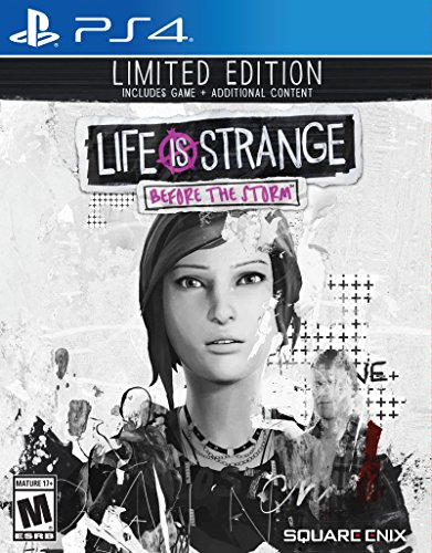 Life Is Strange: Before The Storm – PlayStation 4 Limited Edition