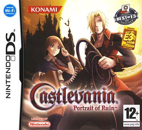 Castlevania Portrait of Ruin - Nintendo DS - PAL