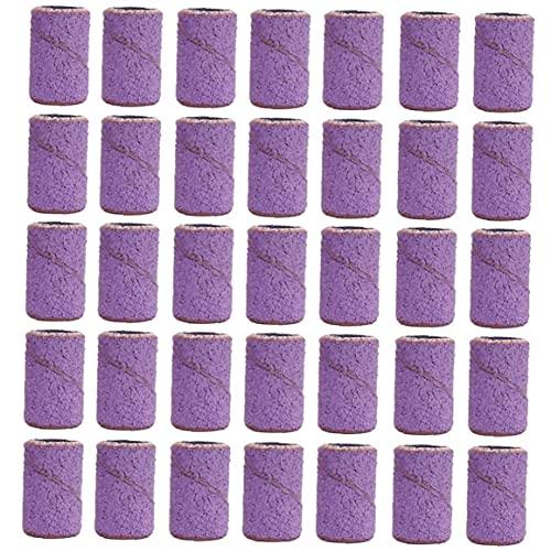 Sanfiyya Bandas de Lija de uñas Archivos de uñas eléctricos Perforación Mandrel...