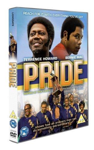 فخر [DVD] از ٹیرینس ہاورڈ