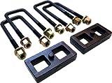 Readylift 66-5001 1' Rear Block leveling Kit Toyota Tundra / Tacoma, silver