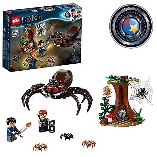 LEGO 75950 Harry Potter TM Guarida de Aragog (Descontinuado por Fabricante)
