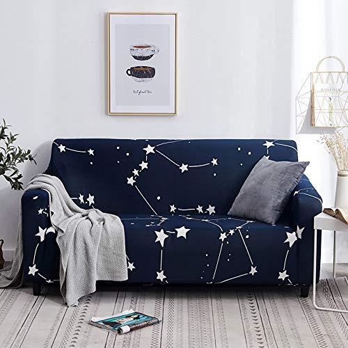 ASCV Funda de sofá con Estampado Floral Toalla de sofá Fundas de sofá para Sala de Estar Funda de sofá Funda de sofá Proteger Muebles A9 2 plazas