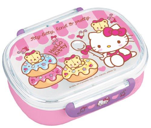 Hallo Kitty Suites (Nr. 2) Lunch-Box (mit Kern) PCR-7 (Japan Import / Das Paket und das Handbuch werden in Japanisch)