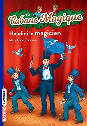 La Cabane Magique, Tome 45 : Le magicien Houdini