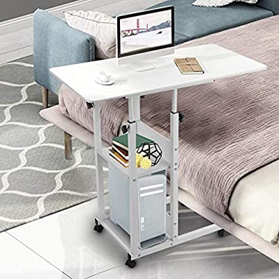 US Fast Shipment Side Table Height Adjustable B...