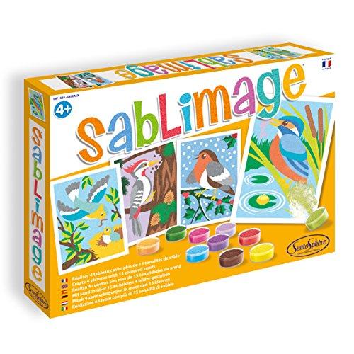 SABLIMAGE - OISEAUX