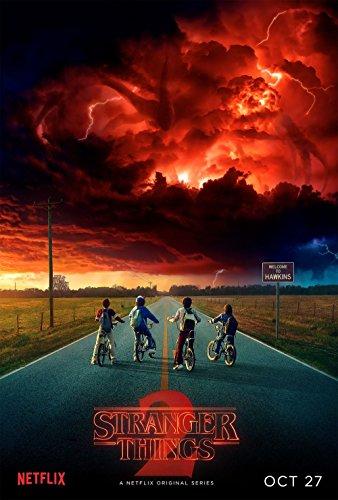 Poster Stranger Things Movie 70 X 45 cm