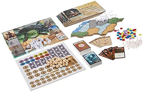 Greater Than Games Juego de Mesa Spirit Island Core